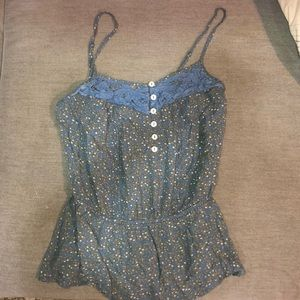 Tops - Patterned cami